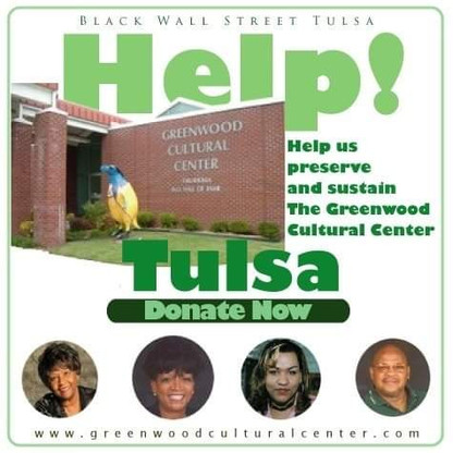 Support the Greenwood Cultural Center