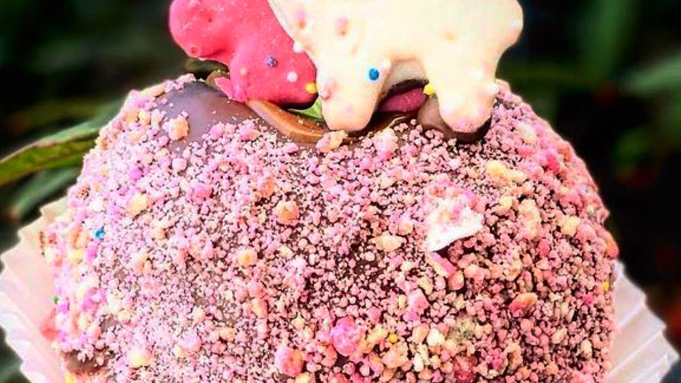 Animal Circus Cookies Apple