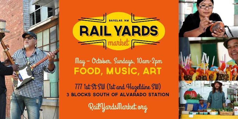 Rail Yards Market