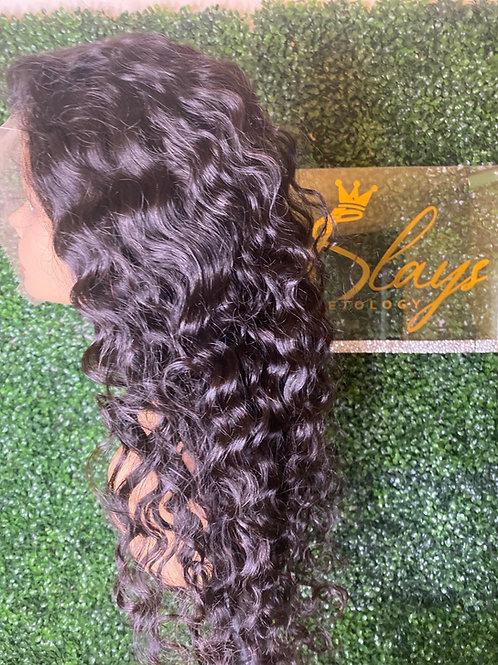 20in HD brzilian wig