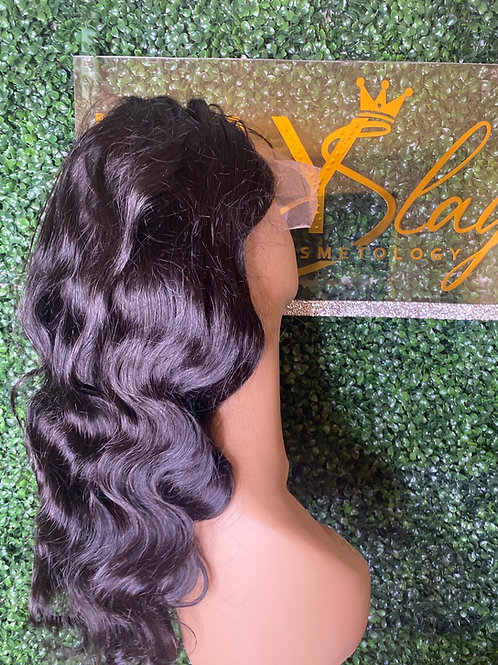 18in hd lace wig