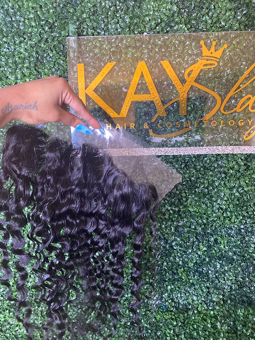 24 in deep flat wave frontal