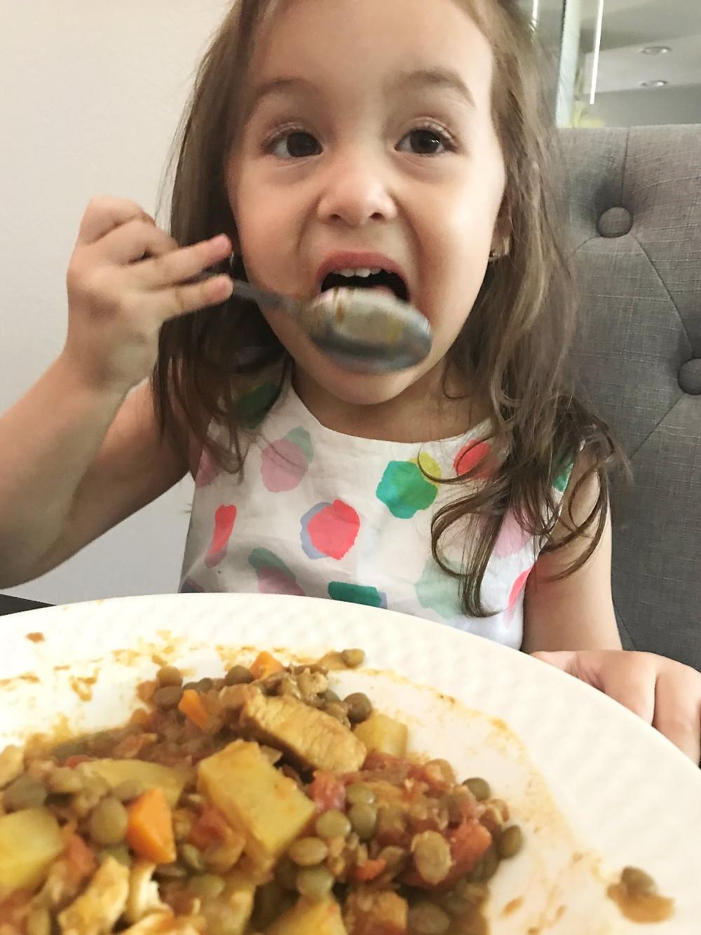 lentils todler approve