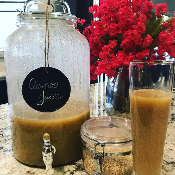 Quinoa Juice