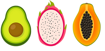 fruta icons