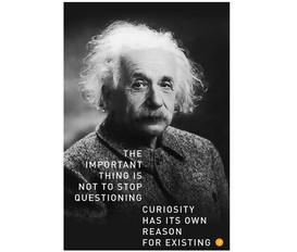 Studio Y Einstein poster