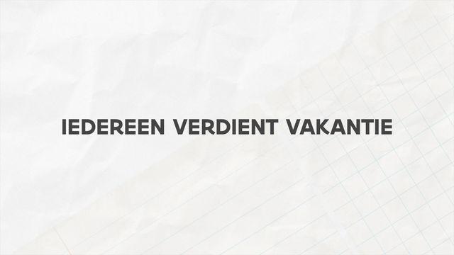 Why holidays matter | Toerisme Vlaanderen