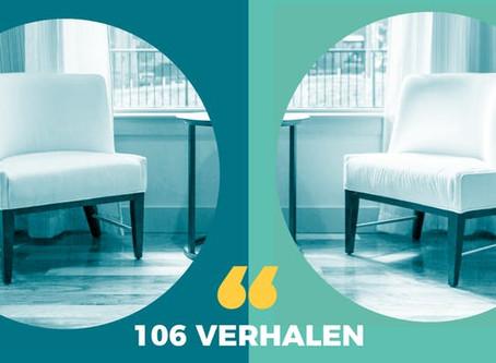 #106verhalen | Tele-Onthaal