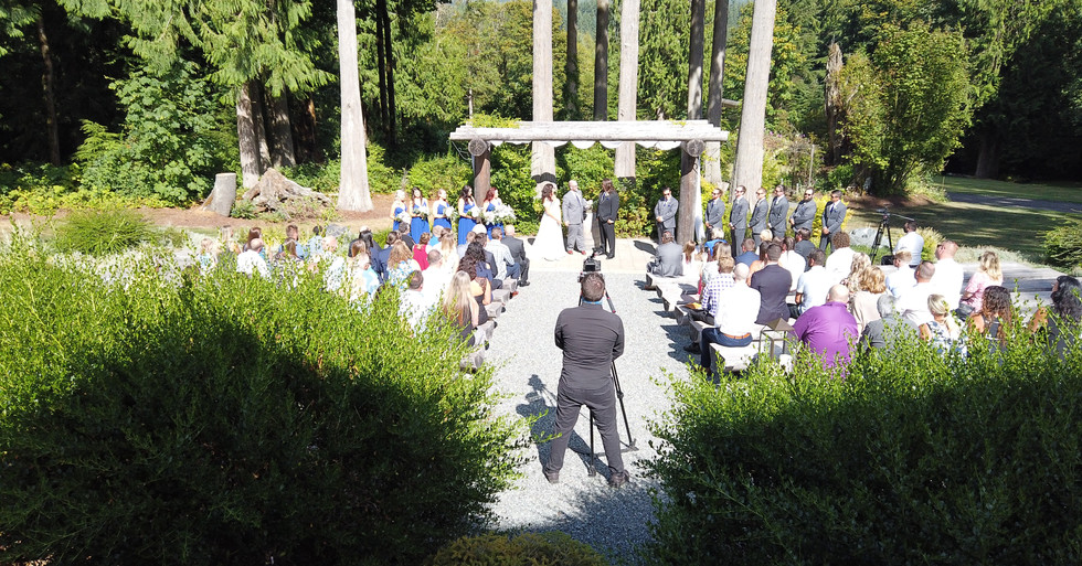 Outdoor Ceremony-Sound Provided