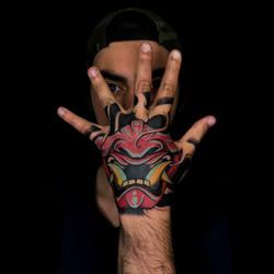 Hannya Hand