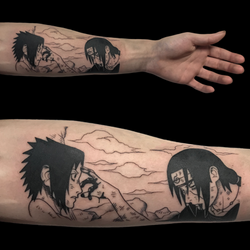Itachi's Touch