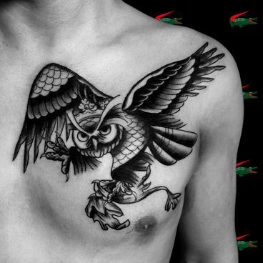 Leeds' Owl