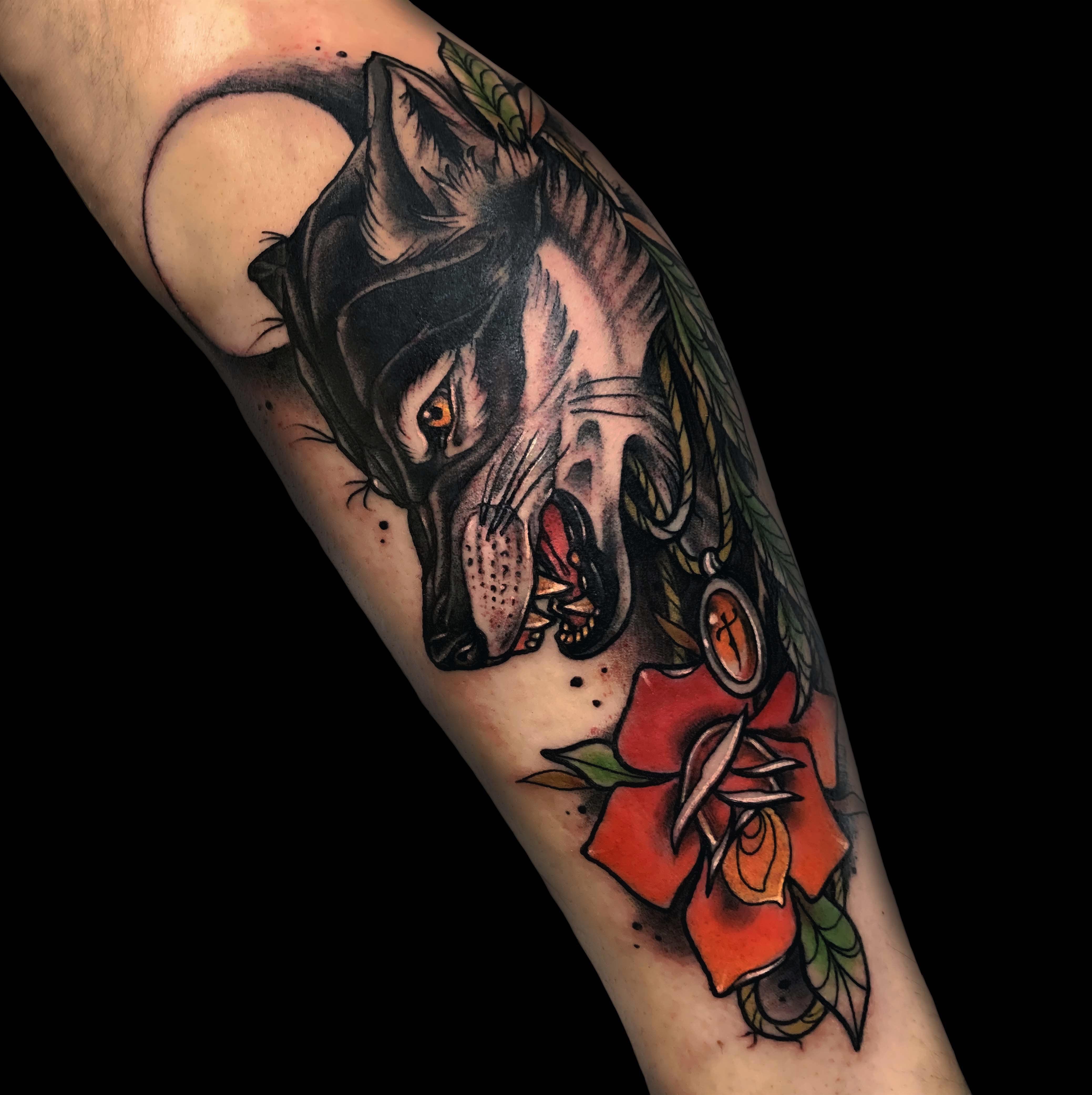 Trandafir Wolf