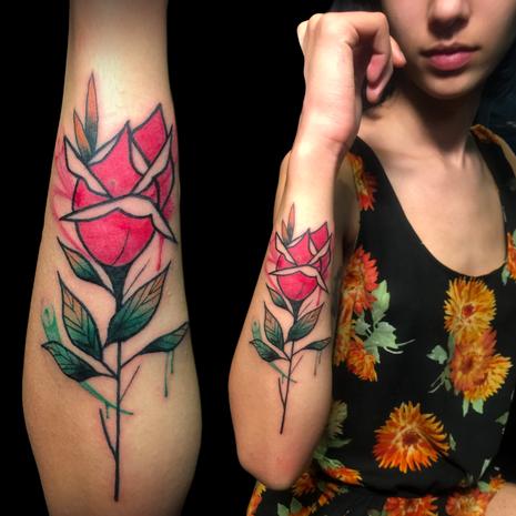 Urban Rose