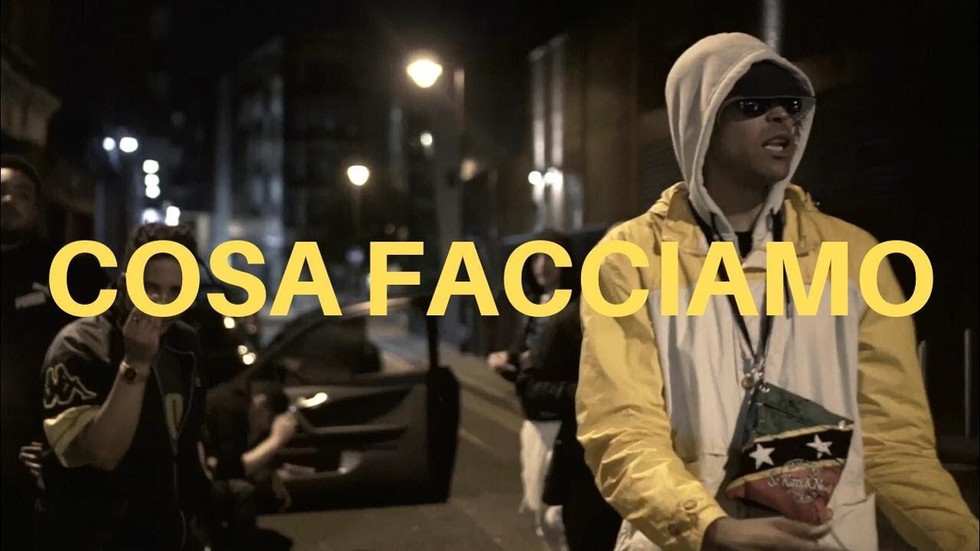 Lefty - Cosa Facciamo ft. P Solja | Official Video | Don't Flop Music
