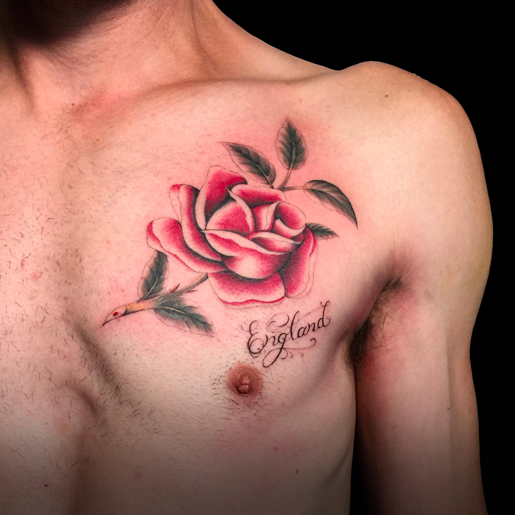 Fresh English Rose