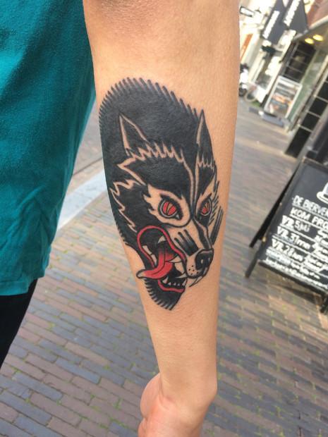 Trad Wolf