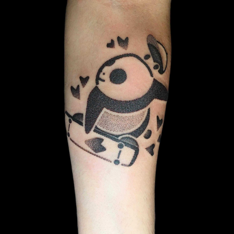 Panda Love Trick