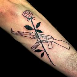 AK N' Rose