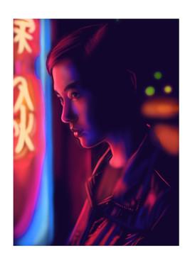 Japanese Girl.