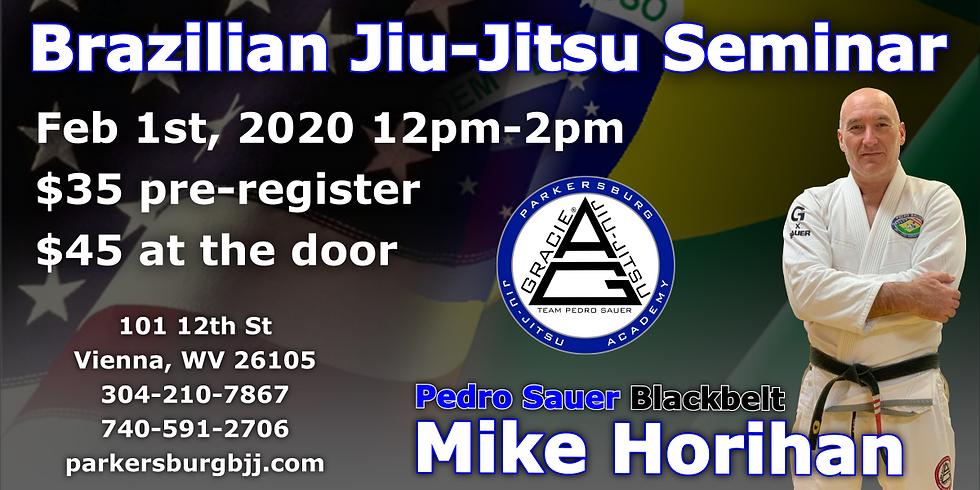 Mike Horihan Seminar