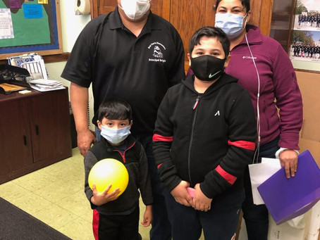Hyde Park Herald: Kenwood Food Project expands, helping Bret Harte and refugee families
