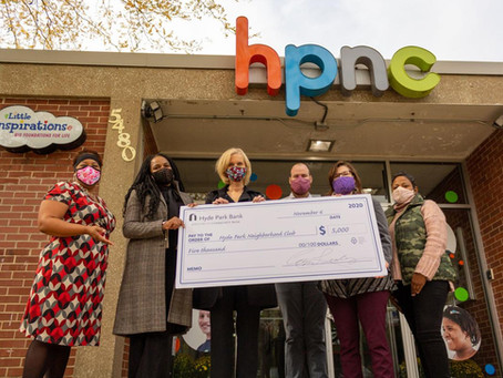 Neighborhood Club receives pair of $5,000 donations for Learning Hub