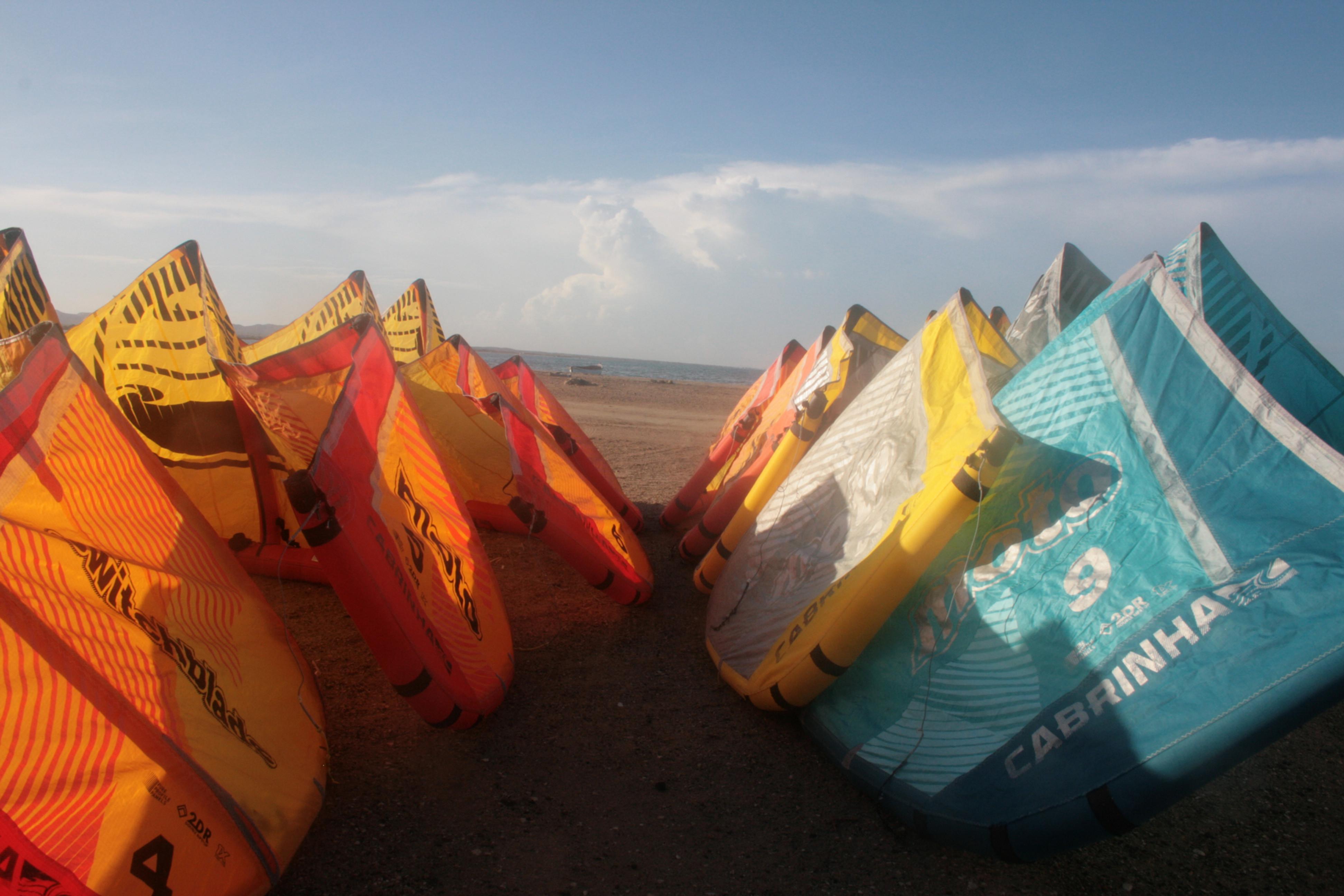 10h kitesurfing lessons