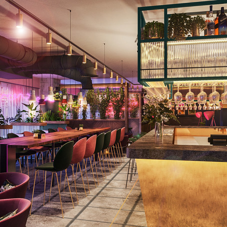 Motley, the vibrant, all-day hangout is coming to Manchester