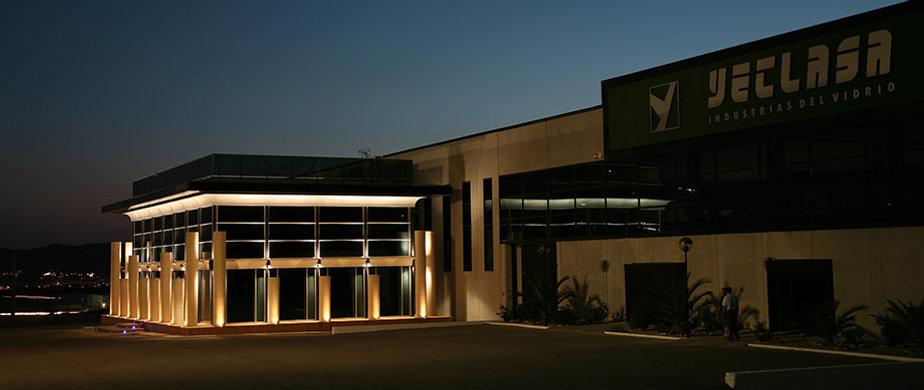 Vista de las instalaciones de Yeclasa SteelG