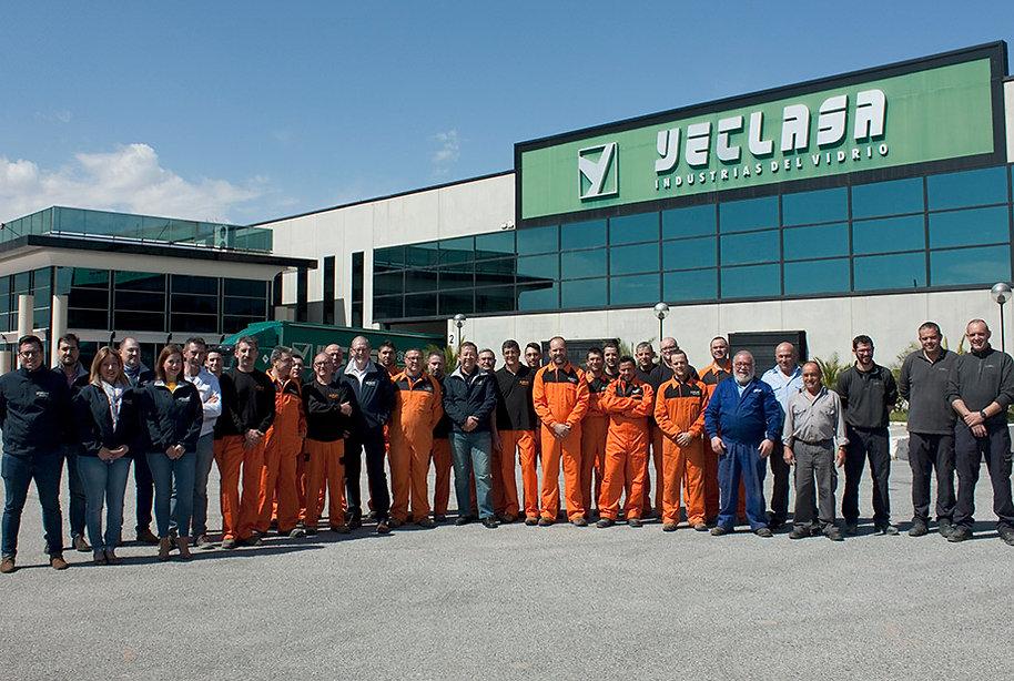 Equipo Yeclasa SteelGlass