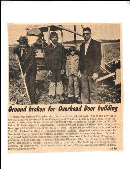 Overhead Door Company of the 7 Rivers Region, Inc.™