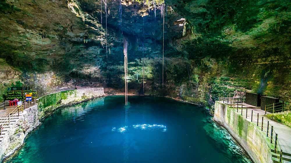 Cenote-Hubiku, Valladolid