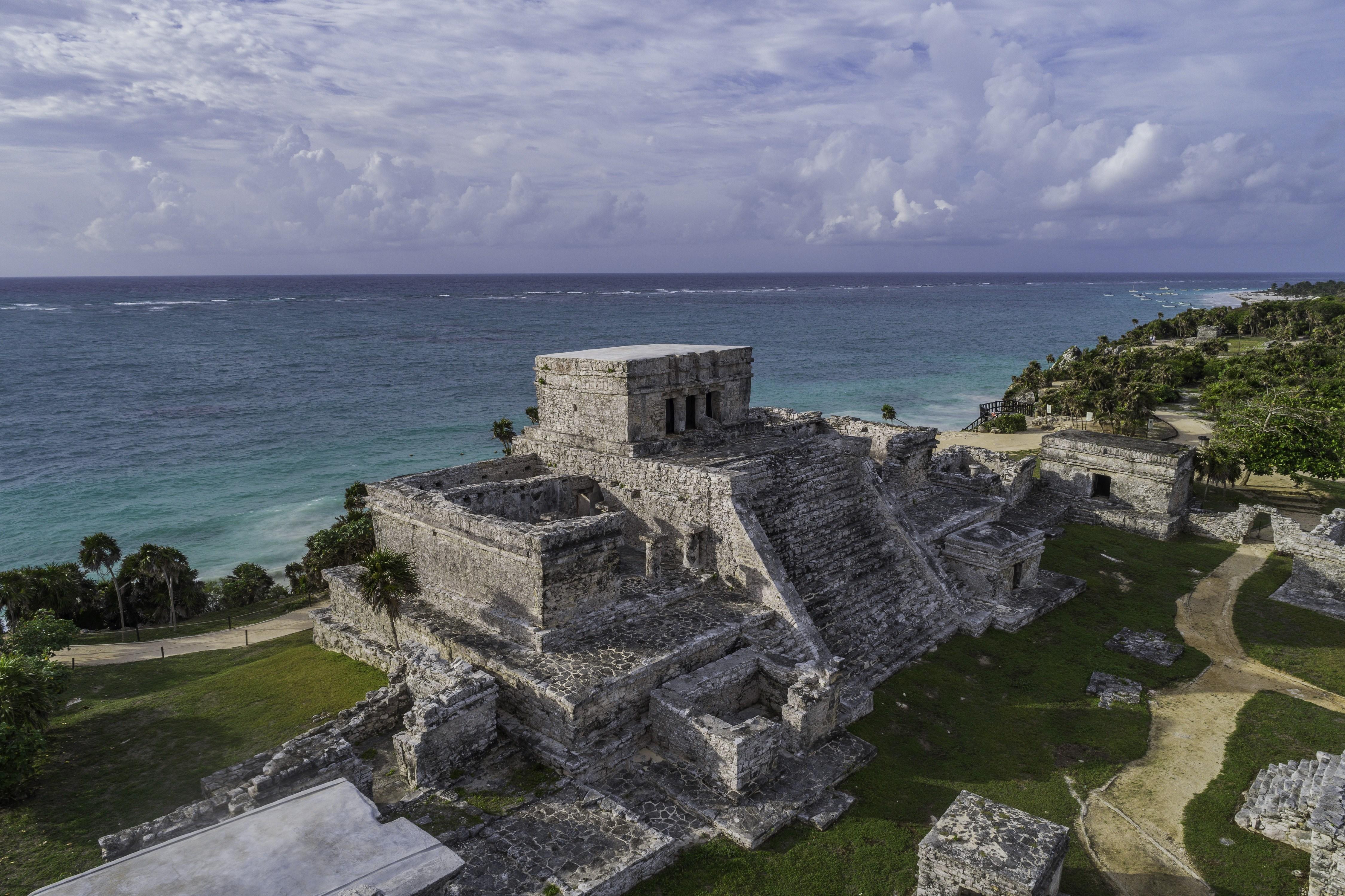 Tulum Ruin Mayan Riviera