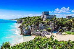 Tulum Ruins Mayan Riviera