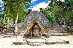 coba-church-pyramid