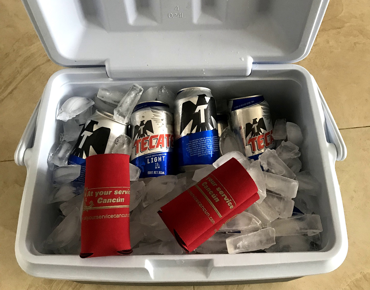 Sixpack Tecate Beer $ 18.00 USD USD
