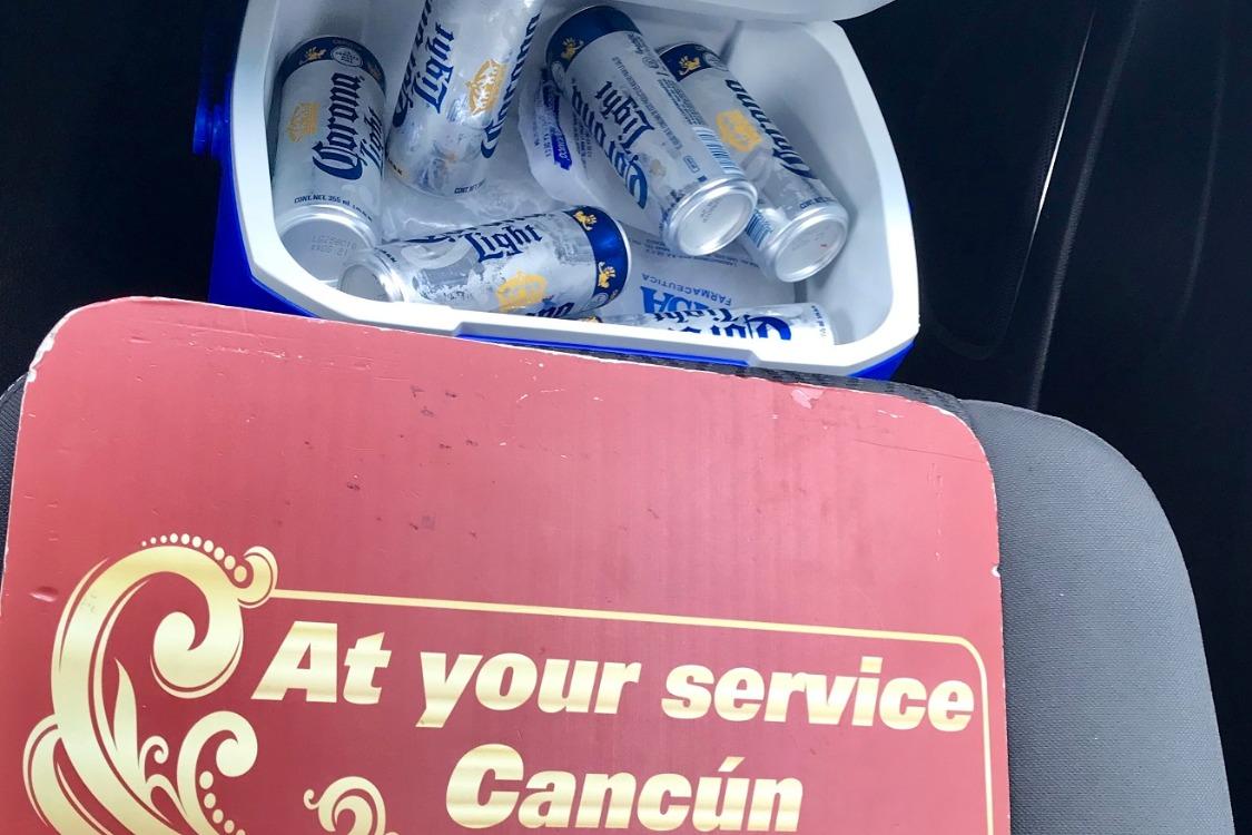 Sixpack Corona Beer $ 18.00 USD