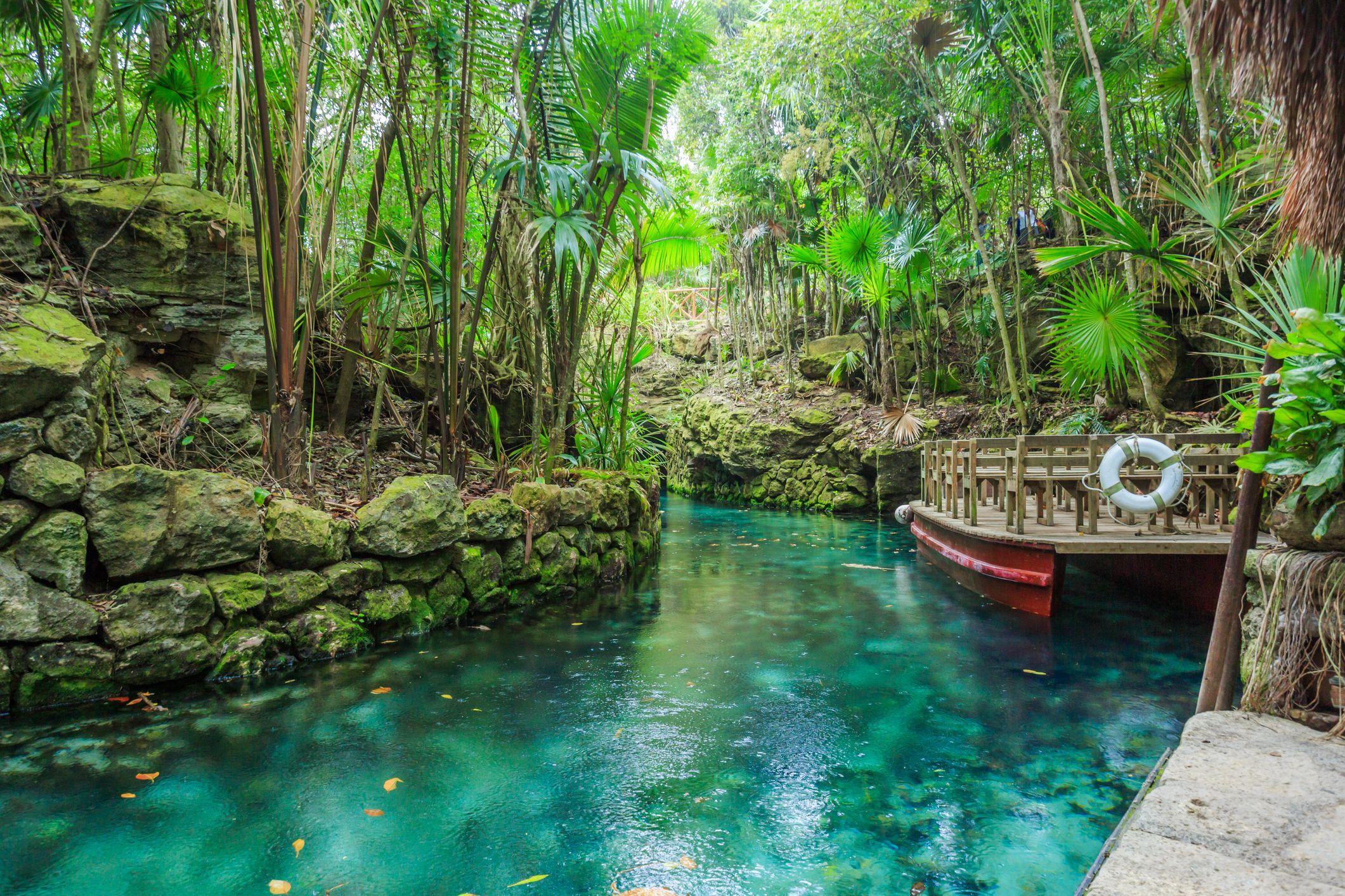 Xcaret Mayan Riviera