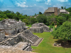 Ek-Balam Yucatan