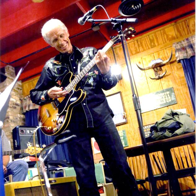 With Ken Wheeler's Blues Band
