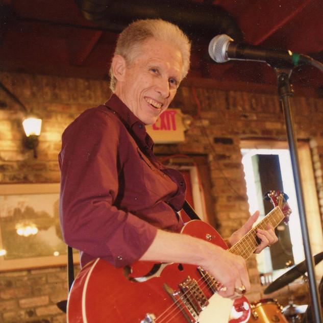 Playing Blues at Soulman's BBQ