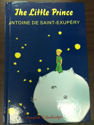 6th grade is reading The Little Prince