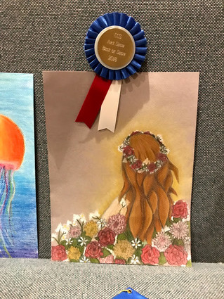 Art Show Winners