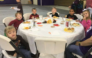 Happy Thanksgiving from K4!