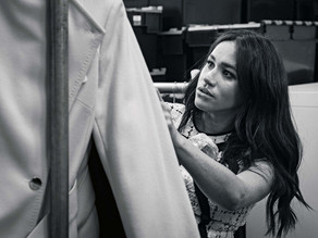 Forces for Change: Meghan Markle with Vogue