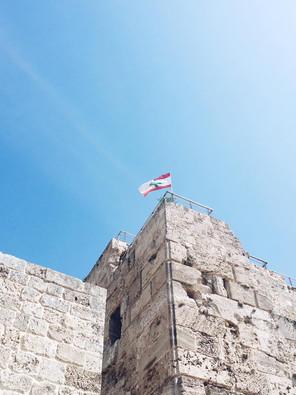 Lebanon... home.