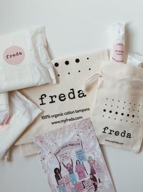 Freda - Created for Women, by Women.