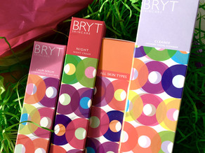 BRYT Skincare for 'Student Wire'