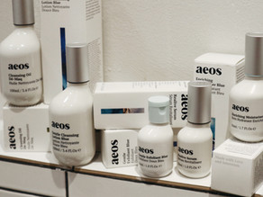 Morning Routine with AEOS Skincare
